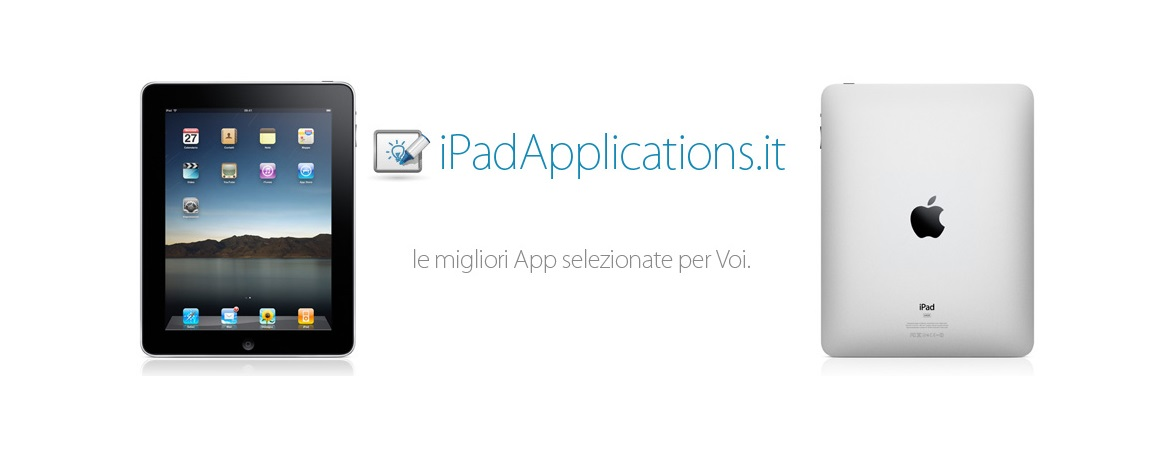 iPad Applications.it – il portale sulle applicazioni iPad e iPhone